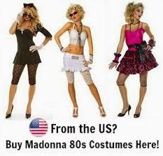 80s Madonna Fancy Dress Costume Sc 1 St 80s Fashion Online