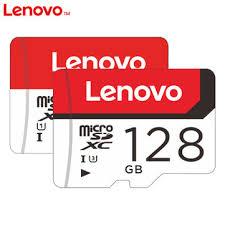 <b>Lenovo</b> U3 Class 10 <b>64GB</b> High Speed 100MB/s TF <b>Memory Card</b> ...