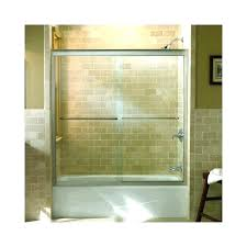 kohler bathtub doors bathtub doors faucet com k l in matte nickel by regarding shower doors remodel bathtub door installation instructions kohler bathtub
