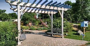 arbor garden. Arbor Entrance Path Garden