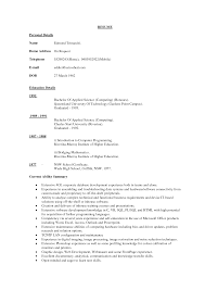 Gallery Of Resume Worksheet Template