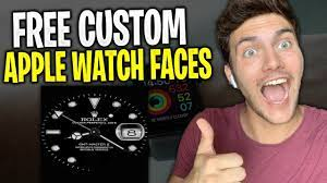 How to Get Rolex Face on Apple Watch NO ...