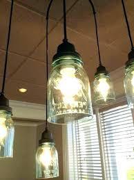chandeliersball jar chandelier light fixtures mason lam