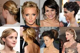 Hairstyle For Oval Face Shape how to choose the right updo for your face shape pretty designs 4449 by stevesalt.us