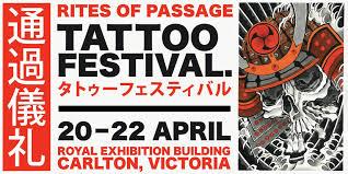 Rites Of Passage Tattoo Festival 2018 Melbourne Melbourne By Jen