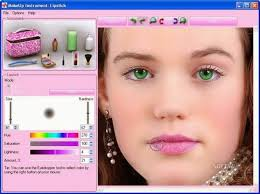 makeup instrument is an easy portrait software simple presentation of instruments allows you to understand imately how it works