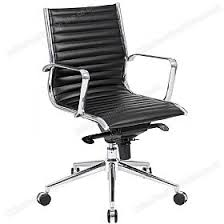 leather office chair. Abbey Medium Back Leather Office Chairs £139 - Chair