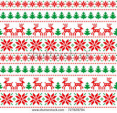 Christmas Pattern New Holiday Christmas Pattern Download Free Vector Art Stock Graphics