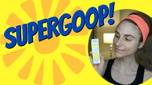 supergoop sunscreen review dr dray