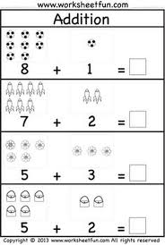 6. kindergarten addition, simple math addition and subtraction ...