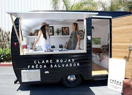 How much money can i make in a mobile coffee van business. Diego The Pop Up Shoe Shop Sfgirlbybay Food Truck Design Interior Food Truck Design Truck Design