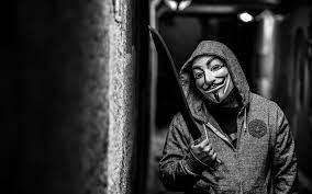 Hacker Mask Wallpapers - Wallpaper Cave
