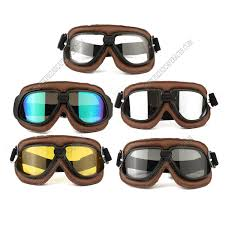 motorcycle scooter pilot helmet goggles gles motorcross anti uv eyewear