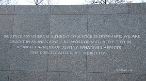injustice anywhere is a threat to justice everywhere essay  essay on a brief analysis of marktin luther kings the legacy of martin luther king injustice anywhere is a threat to justice everywhere