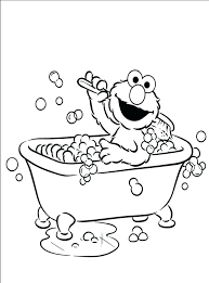 Sesame Street Alphabet Coloring Pages At Getdrawingscom Free For