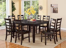 Square Dining Room Table With 8 Chairs 8 Seater Square Dining Table And Chairs At Canada Gt Kitchen