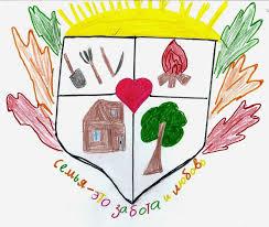 Дорогою добра Проект Герб моей семьи  Герб семьи Александровых
