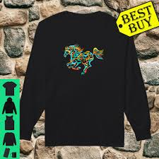 T Shirt Design Arabic Official Arabic Calligraphy Design Colorful Arabian Horse S