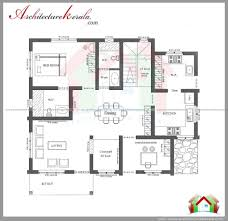 1000 sq ft house plans 3 bedroom unique kerala style 4 bedroom home plans luxury 1000