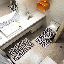 white bathroom decor. Black And White Bathroom Wall Decorating Decor