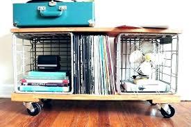 record shelf record storage furniture record cabinet elegant vinyl storage cabinet vinyl storage furniture industrial record