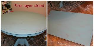 Chalk Paint Dining Room Table Chalk Paint Diy Dining Room Table Gypsy Soul