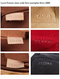 All About Louis Vuitton Date Codes Yoogis Closet Blog