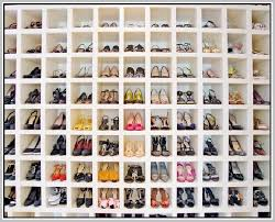 Best 25 Wall Mounted Shoe Rack Ideas On Pinterest  Wall Mounted Ikea Closet Organizer Shoes