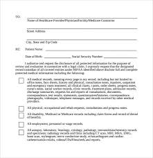 Hipaa Authorization Form Simple 48 Hipaa Authorization Form Download For Free Sample Templates