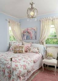 Blue And White Shabby Chic Bedroom | 13.fzwkv.loveafurniture.store