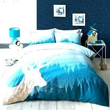 forest green duvet cover covers set bedding linen cov