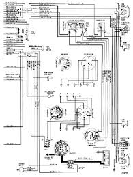 ford mustang wiring diagram 1964