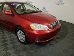 2005 Used Toyota Corolla CE at Honda of Danbury Serving Putnam ...