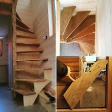 Small Picture La Tiny House with Smart Staircase to Loft