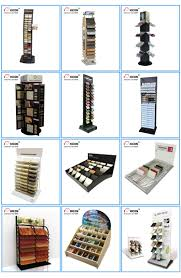 Product Display Stands Canada Technical Salesperson Factory Price Wood Slotted Display Stands 50