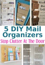 Do you have a problem with paper clutter? Paper is the number one thing  that causes clutter in many homes. One thing that has helped me out a lot  is to ...