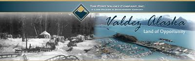 Valdez Alaska Tide Chart Welcome To The Port Valdez Company Inc The Port Valdez