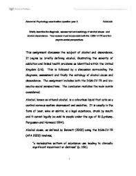 essays on alcohol alcohol essays and papers helpme essay  essays on alcohol abuse gxart orgbriefly describe the diagnosis assessment and aetiology of briefly describe