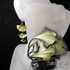 nature jewellery by michael michaud for silver seasons
