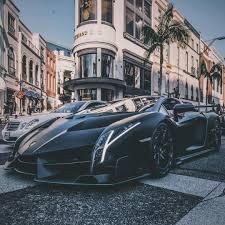 A $4.5 Million Lamborghini Veneno Hit the Streets of L.A. and ...