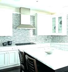 gray kitchen backsplash grey and white glass tile ideas pictures bathroom with dark cabinets