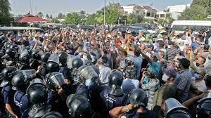 """تونس: فتح تحقيق مع أربعة من أعضاء النهضة وسعيّد يقول إنه """"لن يتحول إلى  ديكتاتور"""""""