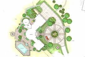 Small Picture Incredible Landscape Design Plans 12 Landscape Drawings Y