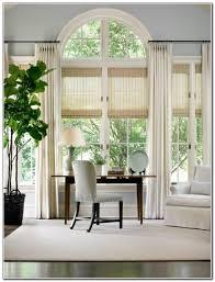 Große Fenster Dekorieren Hause Gestaltung Ideen