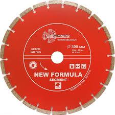 Алмазный <b>диск</b> по бетону и кирпичу 300 мм Segment <b>Trio</b> ...
