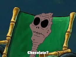 chocolate with nuts spongebob gif. Season Chocolate With Nuts GIF By SpongeBob SquarePants Inside Spongebob Gif
