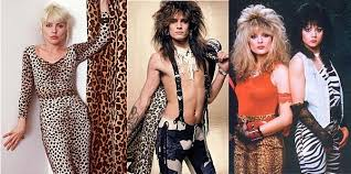 Image result for 1980s fashion