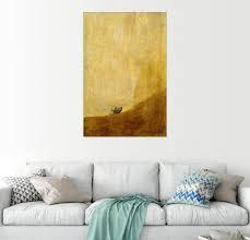 Posterlounge Wandbild Francisco José De Goya Hund Online Kaufen Otto