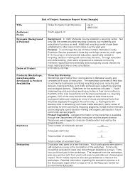 Project Summary Report Example Best Photos of Examples Of Synopsis Sample Examples Synopsis 1