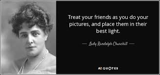 Churchill Quotes Simple TOP 48 QUOTES BY LADY RANDOLPH CHURCHILL AZ Quotes